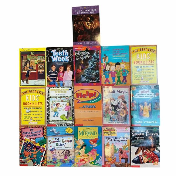 Scholastic Book Lot for Youth